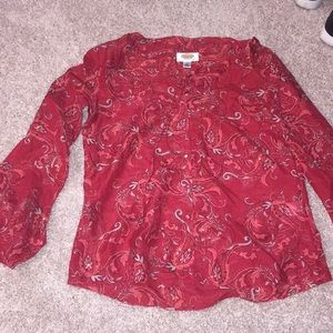 Talbots Petites Top! Perfect Condition